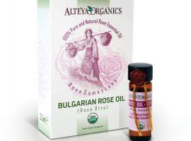 Alteya Organics – El aceite ecológico más caro de Rosa Damascena