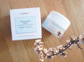 Nuevas cremas hidratantes Almond Blossom de Korres