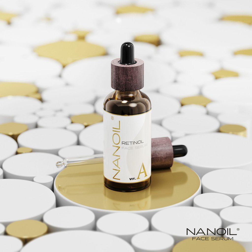 doporučené pleťové sérum s retinolem Nanoil