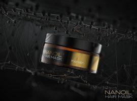 Mascarilla capilar de queratina de Nanoil. ¡Diseñada especialmente para tu cabello!